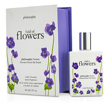 PhilosophyField Of Flowers Violet Blossom Eau De Toilette Spray 60ml/2oz