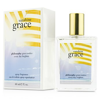 PhilosophySunshine Grace Eau De Toilette Spray 60ml/2oz