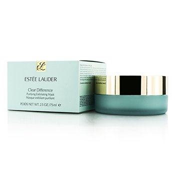 Image of Estee Lauder Clear Difference Purifying Exfoliating Mask 75ml2.5oz
