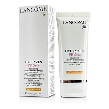 Lancome Hydra Zen (BB Cream) Anti-Stress Moisturising Tinted Cream SPF 15 – Medium 50ml/1.69oz