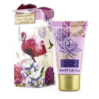 Healthcote & IvorySecret Paradise Hand Cream 30ml/1.01oz