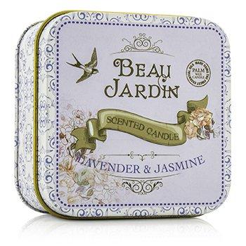 Scented Candle - Beau Jardin Lavender & Jasmine Heathcote & Ivory Scented Candle - Beau Jardin Lavender & Jasmine 100g/3.53oz
