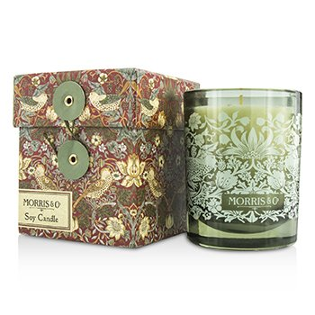 Soy Candle  - Strawberry Thief Morris And Co Soy Candle  - Strawberry Thief 200g/7.06oz