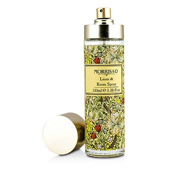 Linen & Room Spray - Golden Lily Morris And Co Linen & Room Spray - Golden Lily 100ml/3.38oz