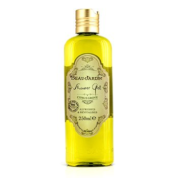 Heathcote & Ivory Beau Jardin Citrus Grove Shower Gel  250ml/8.45oz