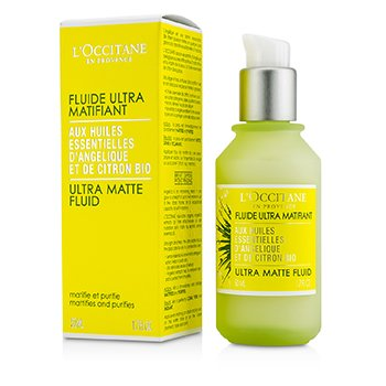 欧舒丹 L'Occitane Angelica Ultra Matte Fluid 50ml/1.7oz