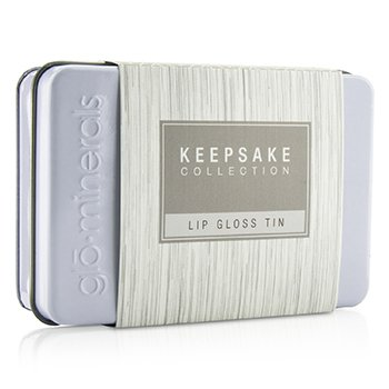 GloMineralsKeepsake Collection Lip Gloss Tin (4x Lip Gloss) 4x4.4ml/0.15oz