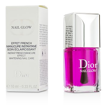 Christian DiorNail Glow (Instant French Manicure Effect Whitening Nail Care) 10ml/0.33oz