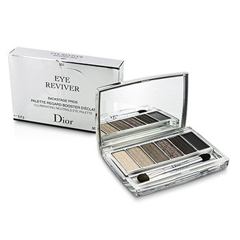 Christian DiorEye Reviver Backstage Pros Illuminating Neutrals Eye Palette - # 001 9.4g/0.33oz