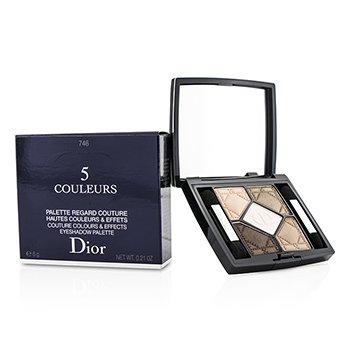 5 Couleurs Couture Colours & Effects Eyeshadow Palette - No. 746 Ambre Nuit Christian Dior 5 Couleurs Couture Colours & Effects Eyeshadow Palette - No. 746 Ambr