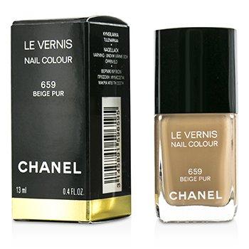 香奈儿 Chanel 指甲油 - No. 659 Beige Pur 13ml/0.4oz