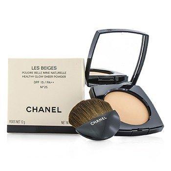 Les Beiges Healthy Glow Sheer Powder SPF 15 - No. 25 Chanel Les Beiges Healthy Glow Sheer Powder SPF 15 - No. 25 12g/0.42oz