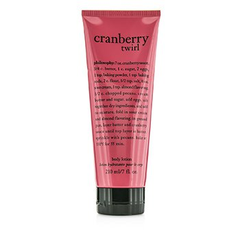 PhilosophyCranberry Twirl Body Lotion 210ml/7oz