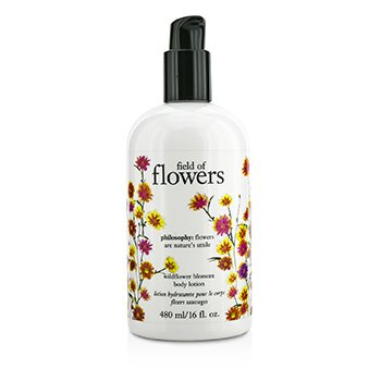 PhilosophyField Of Flowers Wildflower Blossom Loci�n Corporal 480ml/16oz