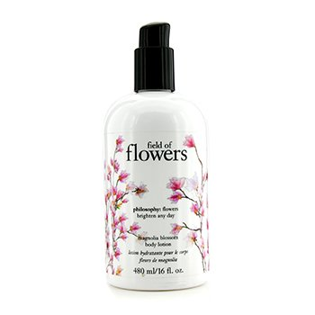 PhilosophyField Of Flowers Magnolia Blossom Loci�n Corporal 480ml/16oz