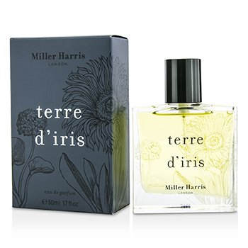 Miller Harris Terre D' Iris Eau De Parfum Spray (New Packaging) 50ml/1.7oz