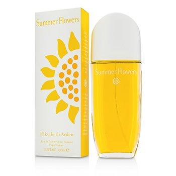 Elizabeth Arden Summer Flowers Eau De Toilette Spray  100ml/3.3oz