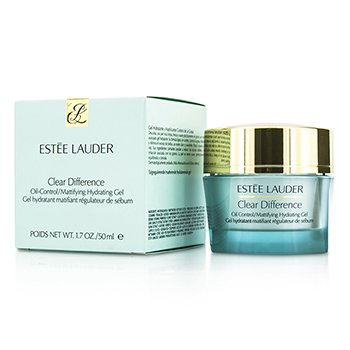 Estee LauderClear Difference Oil-Control/ Mattifying Hydrating Gel 50ml/1.7oz
