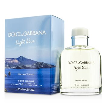 Dolce & GabbanaLight Blue Discover Vulcano Eau De Toilette Spray 125ml/4.2oz