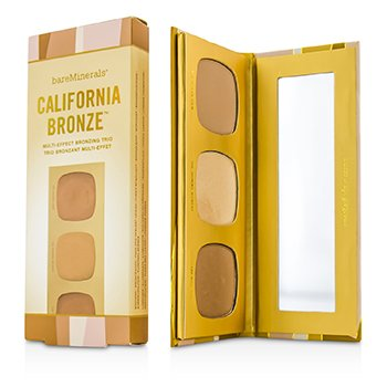 Bare EscentualsBareMinerals California Bronze Multi Effect Bronzing Trio 3x4g/0.14oz