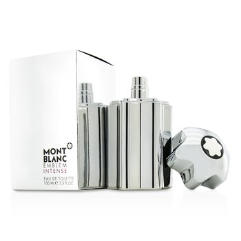 Mont BlancEmblem Intense Eau De Toilette Spray 100ml/3.3oz