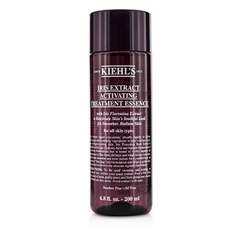 Kiehl'sIris Extract esencia Tratamiento Activante 200ml/6.8oz