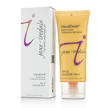 Jane Iredale HandDrink Hand Cream SPF15  60ml/2.03oz