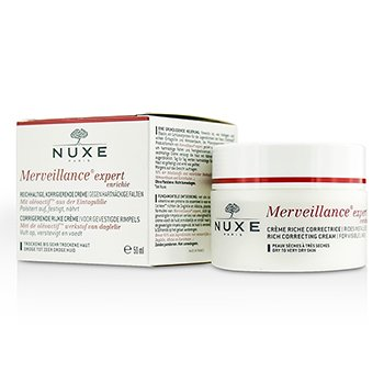 NuxeMerveillance Expert Correcting Cream Enrichie - Dry to Very Dry Skin 50ml/1.5oz