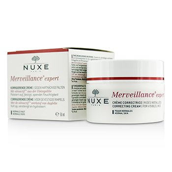NuxeMerveillance Expert Correcting Cream - Normal Skin 50ml/1.5oz