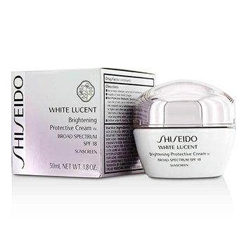 시세이도 White Lucent Brightening Protective Cream W SPF 18 50ml/1.8oz