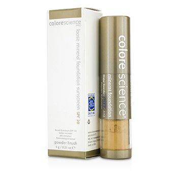 컬러사이언스 Loose Mineral Foundation Brush SPF20 - Taste Of Honey 6g/0.21oz