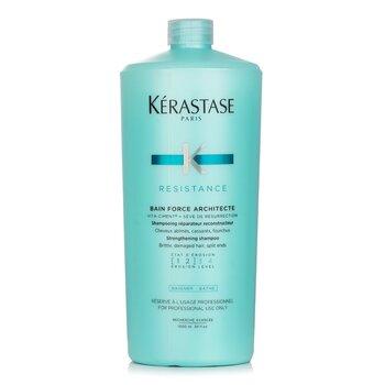 �d�� Resistance Bain Force Architecte Strengthening Shampoo (For Brittle, Damaged Hair, Split Ends) 1000ml/34oz