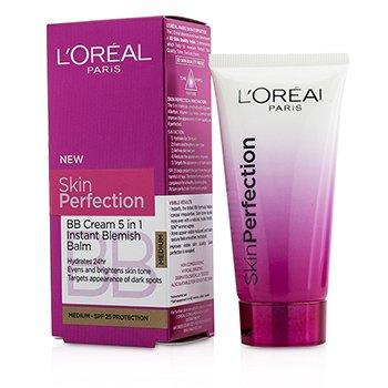 �ڵܶ� Skin Perfection BB Cream 5 in 1 Instant Blemish Balm SPF 25 - # Medium  50ml/1.69oz