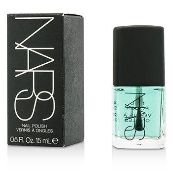 NARS Nail Polish - #Base Coat (Clear with light blue/green tint) 15ml/0.5oz make up
