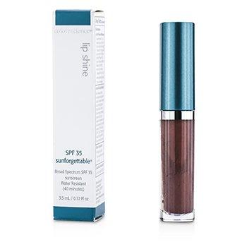 Colorescience Sunforgettable Lip Shine SPF35 - Merlot 3.5ml/0.12oz