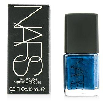 NARS Nail Polish - #Mots Bleus (Storm Blue) 15ml/0.5oz