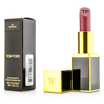 Image of Tom Ford Lip Color Matte   04 Pussycat 3g0.1oz