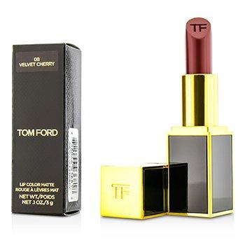 Tom Ford Lip Color Matte - # 08 Velvet Cherry 3g/0.1oz