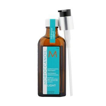 MoroccanoilKuracja do w�os�w Moroccanoil Treatment - Light (w�osy cienkie, farbowane na jasny kolor) 100ml/3.4oz