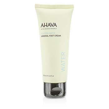 AhavaDeadsea Water Crema Mineral Pies 100ml/3.4oz