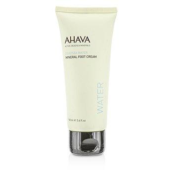 Ahava Deadsea Water Mineral Foot Cream (Unboxed) 100ml/3.4oz