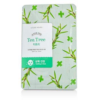 Etude House I Need You Mask Sheet – Tea Tree! (Soothing & Clean) 10x20ml/0.67oz