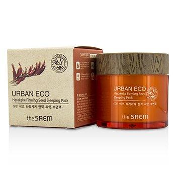 The Saem Urban Eco Harakeke Firming Seed Sleeping Pack  80ml/2.7oz