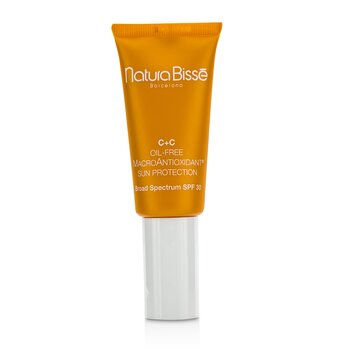 Natura BisseC+C  Oil-Free MacroAntioxidant Sun Protcetion SPF 30 30ml/1oz