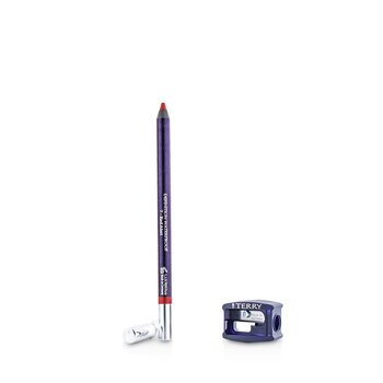 By Terry Crayon Levres Terrbly Perfect Lip Liner - # 7 Red Alert  1.2g/0.04oz