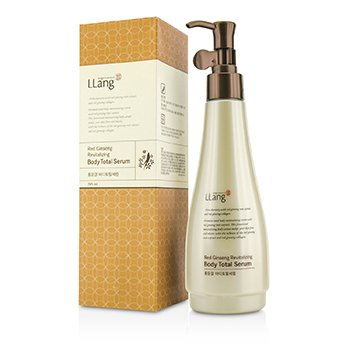 LLang Red Ginseng Revitalizing Body Total Serum 285ml/9.64oz