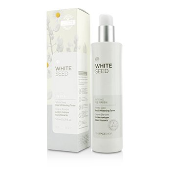 The Face Shop White Seed Real Whitening Toner 145ml/4.9oz