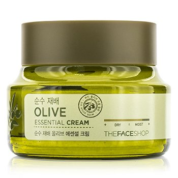 The Face Shop Olive Essential Cream 50ml/1.69oz