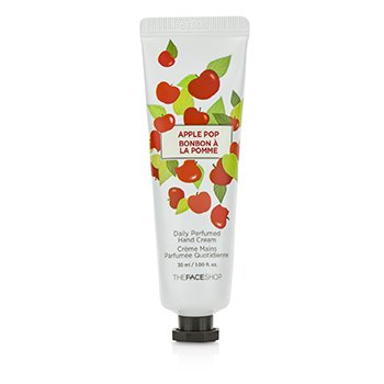 The Face Shop Daily Perfumed Hand Cream – #03 Apple Pop 30ml/1oz