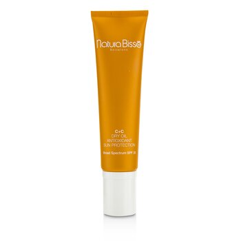 Natura Bisse C+C  Dry Oil Antioxidant Sun Protection SPF 30  100ml/3.5oz